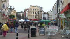 Hastings New Town Stock Footage