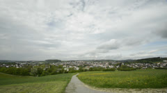 Stock Video Footage of panoramic round view in Germany