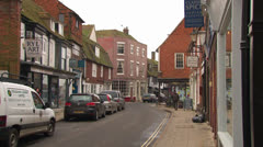 Rye - stock footage