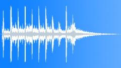 Deep countdown  10-1 delay Sound Effect