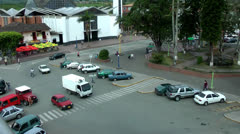 Parking Lots, Parked Cars, Time Lapse Stock Footage