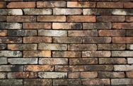 Stock Photo of vintage brick wall background