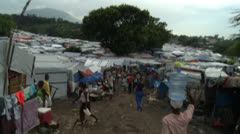 Life in Haiti - stock footage