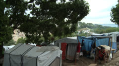 Life in Haiti Stock Footage