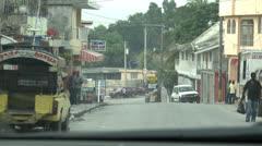 Life in Haiti Stock Footage