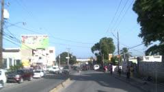 Streets of Haiti Stock Footage