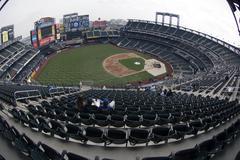 MLB Baseball stadion Shea Queens New York Kuvituskuvat