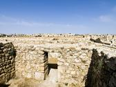 Stock Photo of Amman Citadel, Al-Qasr site in Jordan