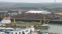 Merchant Ship Stock Footage