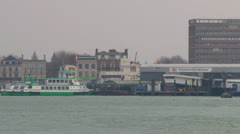 Portsmouth Harbour Stock Footage