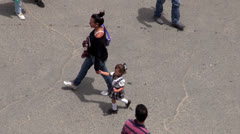 Children Playing, Kids, Fun, Childhood, Youth Stock Footage
