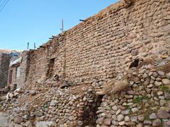 Brick-work in kandovan village in tabriz, iran Stock Photos