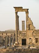 Bosra-Syyriassa Kuvituskuvat