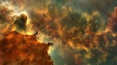 Nebula 1 HD Stock Footage