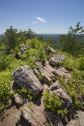 kings mountain pinnacle - stock photo
