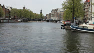 Stock Video Footage of Amsterdam, Netherlands