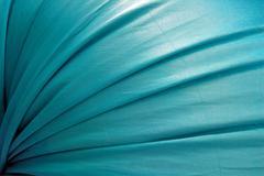 beautiful of blue satin background - stock photo