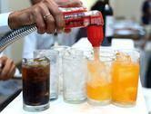 Stock Photo of softdrink dispensor