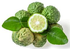 bergamot fruit - stock photo