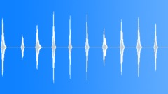 Zippy fast Swoosh Sound Pack (10 Items) Sound Effect