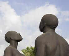 Jamaika - Emancipation Park patsas 10 Kuvituskuvat