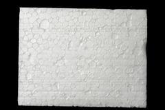 polystyrene foam - stock photo