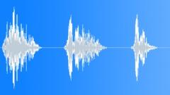 Big hammer swooshes - sound effect