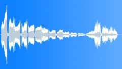 Cartoon singer vocal damage Sound Effect