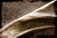 sepia toned background - stock illustration