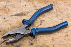 General purpose pliers Stock Photos