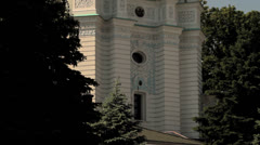 Kiev Pechersk Lavra Stock Footage