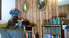 Haunted Room - stock footage