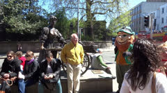 Molly Malone Stock Footage