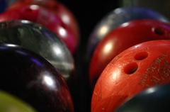 Bowling Balls Stock Photos