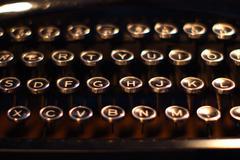 Old Classic Typewriter Stock Photos