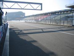 Hockheim ring - german race track Stock Photos