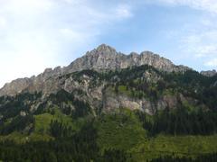 Beautiful mountains Stock Photos