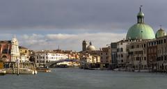 Canal Grande Venice Stock Photos