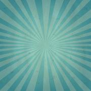 Old sun burst background Stock Illustration