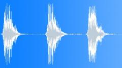 Big brazilian dog barks Sound Effect