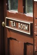 Tea room Stock Photos