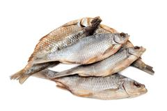 dried fish, disposit - stock photo