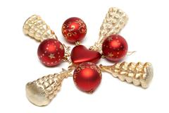 cristmas embellishment - stock photo