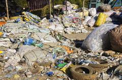 Kaatopaikka Kuvituskuvat