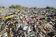Stock Photo of landfill
