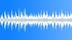 Metallic resonating  mechanism spinning loop - sound effect