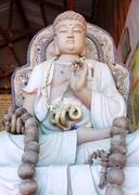Chinese buddha. Stock Photos