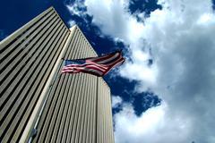 Patriotic Building Stock Photos