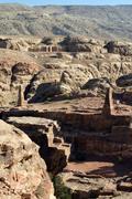 Petra - Jordan - stock photo
