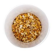 Popcorn in pail Stock Photos